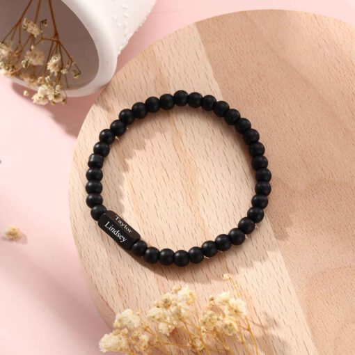 Bracelet With Name For Him