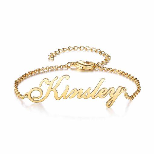 Bracelets With Names On Them