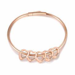 Mother Bracelet Rose Gold