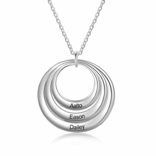 Personalized Gifts for Grandma Silver