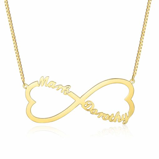 Promise Necklaces for Couples