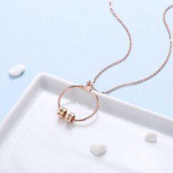 Rose Gold Mom Jewelry
