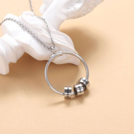 Stainless Steel Mother Necklace